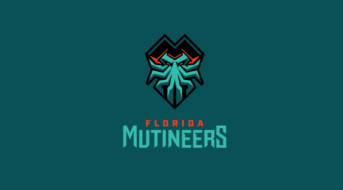 Florida's new Call of Duty League team: The Mutineers