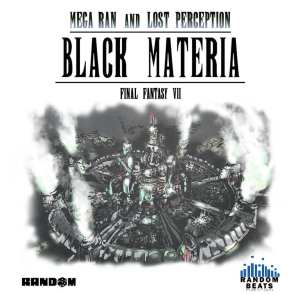 Black Materia album cover