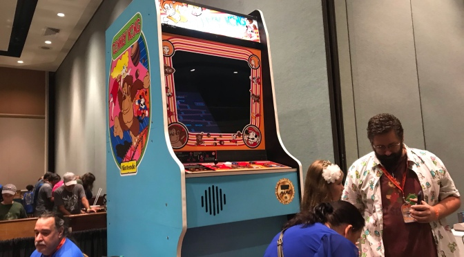 Photos: At Free Play Florida, nostalgia reigns as Donkey Kong, Mario and friends visit