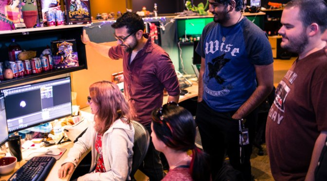 4 teams from UCF's FIEA video game school to showcase games