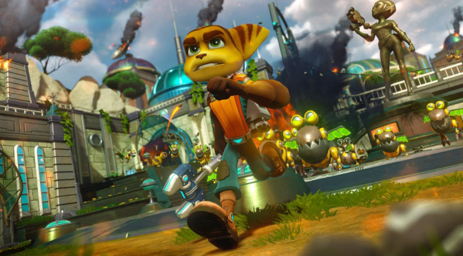 Full Sail grad, 'Ratchet & Clank' vet Shaun McCabe sought chance to explore amazing worlds, characters
