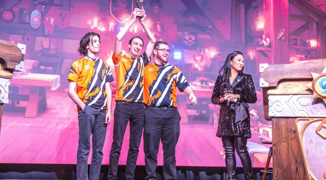 RIT wins Hearthstone college title at Full Sail