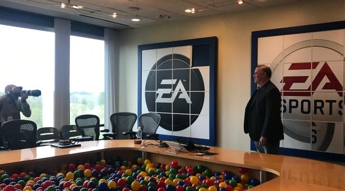 ESPN: EA's Maitland-based VP confirms return of college football video game