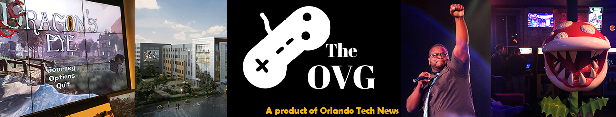 Orlando's video game news source
